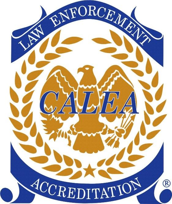 CALEA Official Law Enforcement Logo