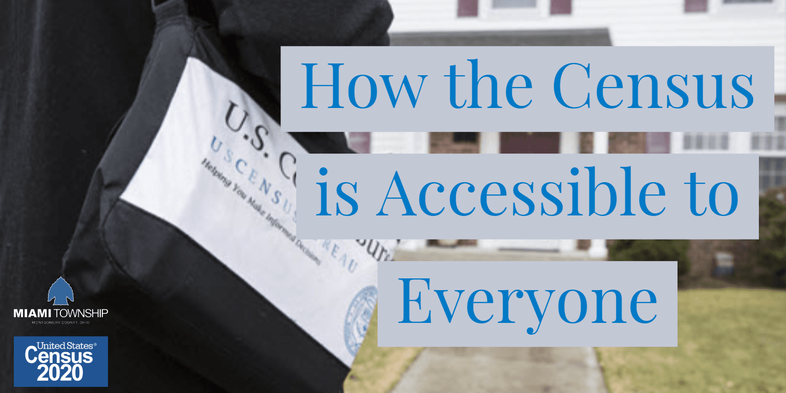 Census accessibility Opens in new window