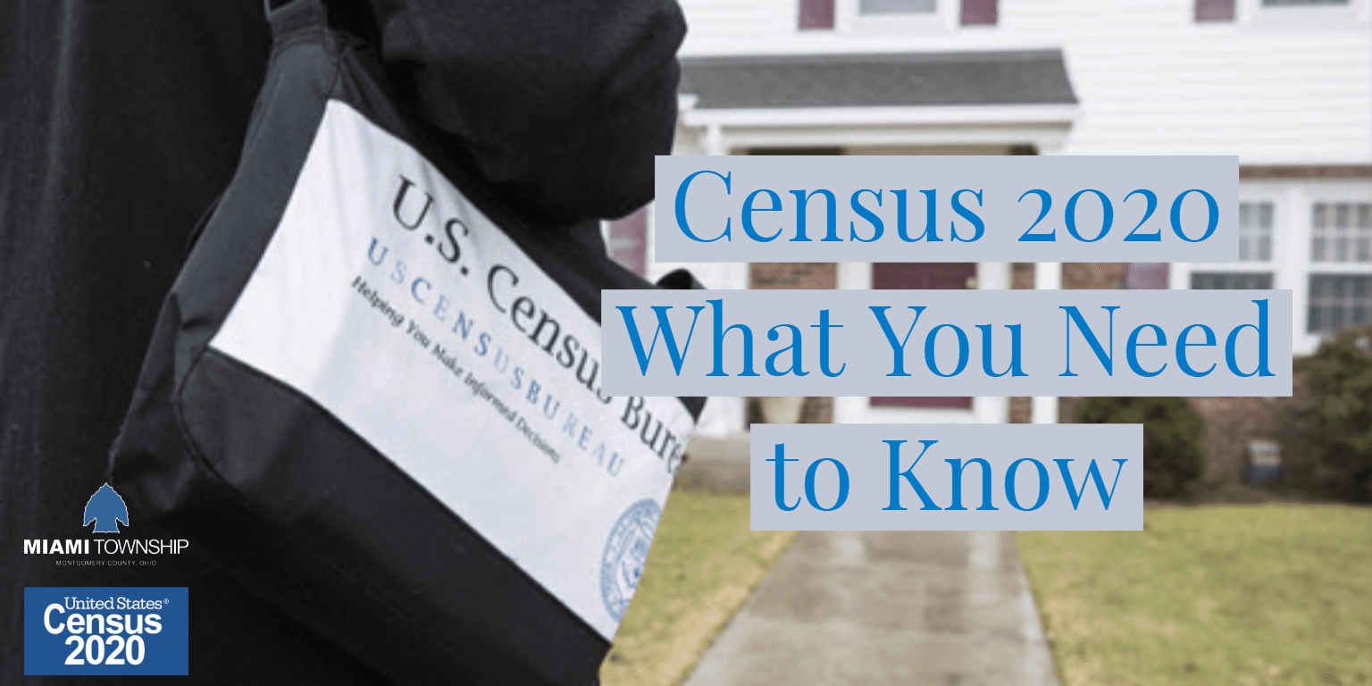 Census What you need to know Opens in new window