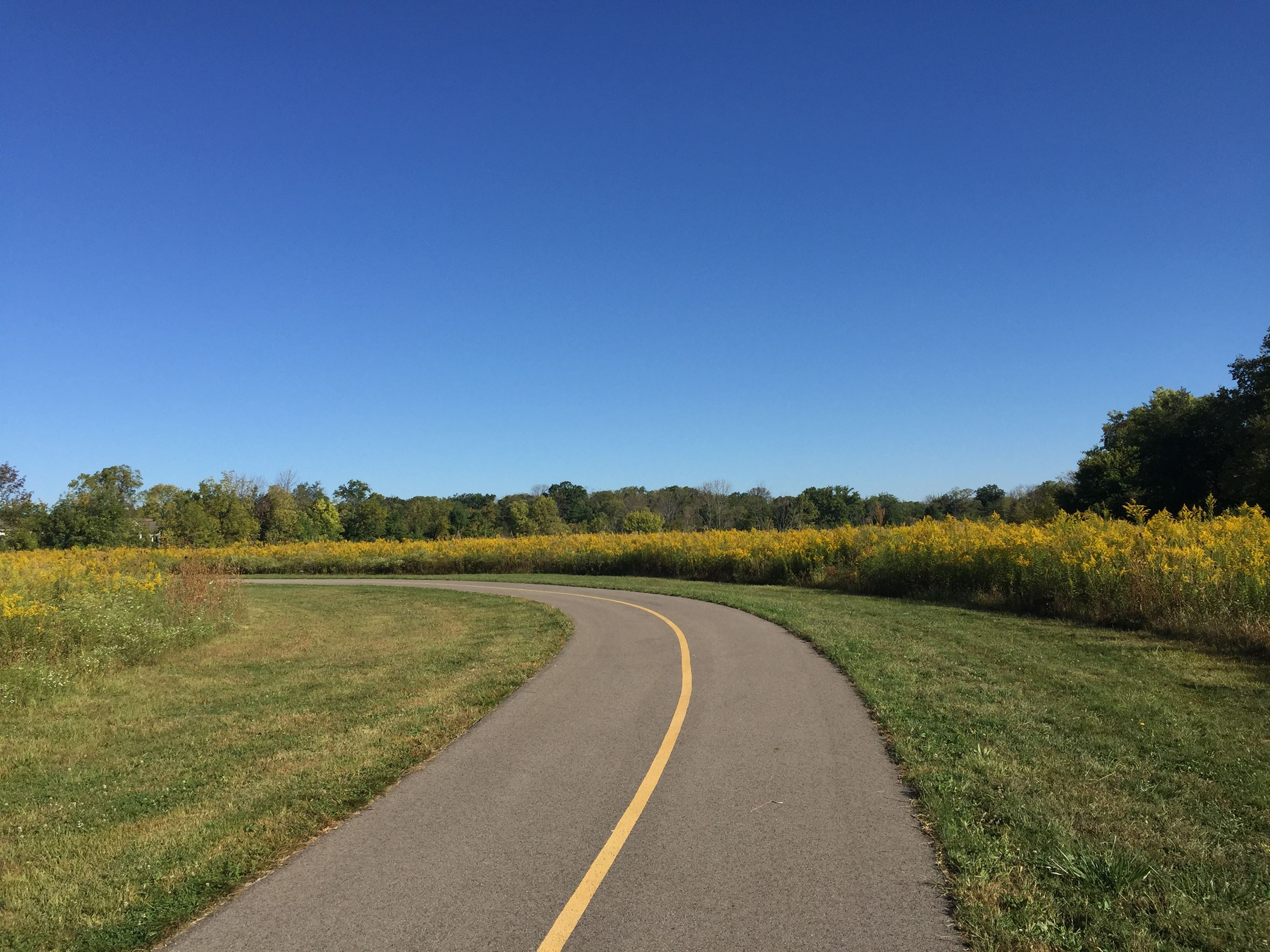 Miami Township Bike Path Sept 2015