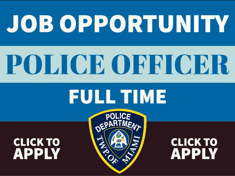 Police Officer job 2020