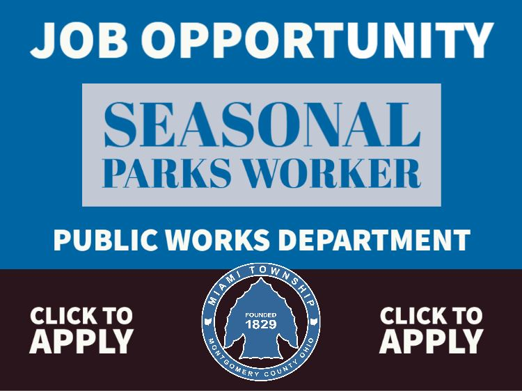 Seasonal Parks Worker 2020